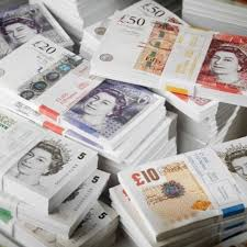Buy counterfeit UK pounds online
