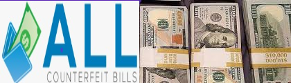 Buy Counterfeit Bills Online