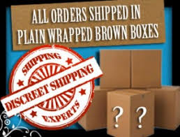 discreet shipping counterfeit package